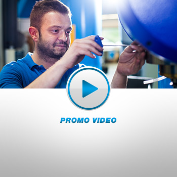 Tramec Promo Video - WE LIVE, THINK AND BREATHE MILLING HEADS