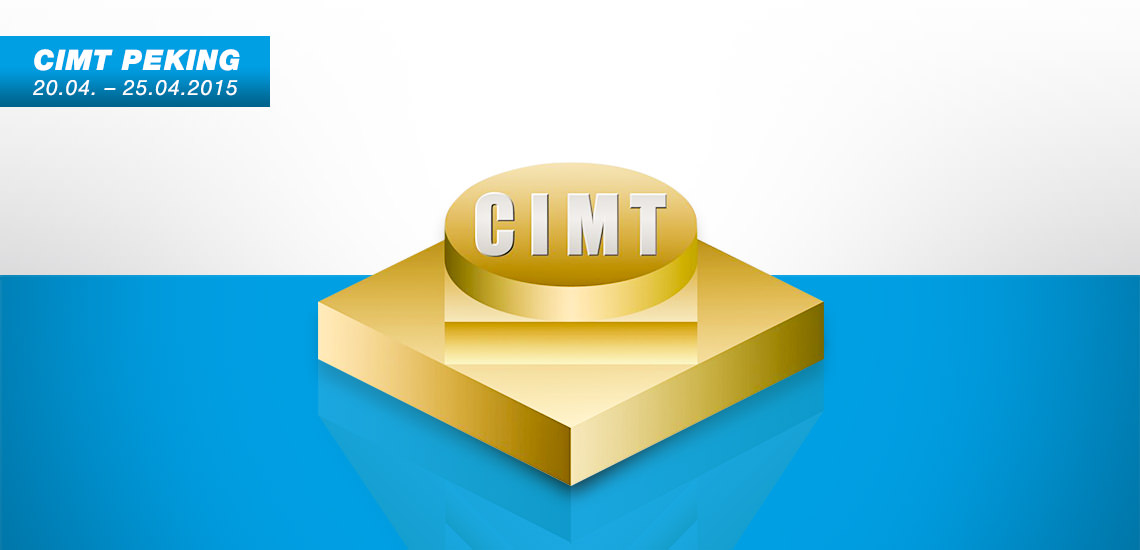 Tramec Messe: CIMT 2015 Peking